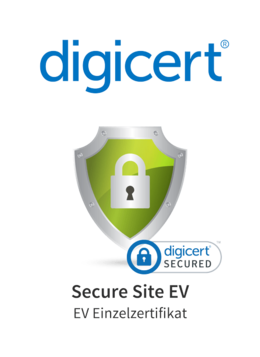 DigiCert Secure Site EV