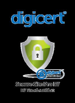 DigiCert Secure Site Pro EV