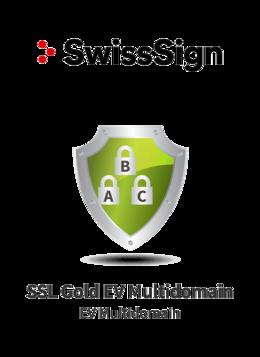 SwissSign SSL Gold EV Multidomain