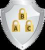 Symbol eines Multidomain SSL-Zertifikats