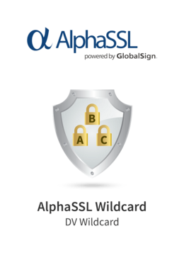 AlphaSSL Wildcard