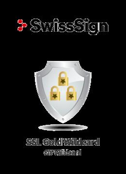 SwissSign SSL Gold Wildcard