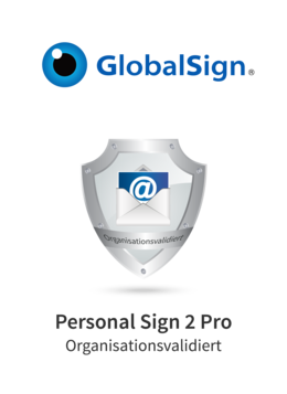 GlobalSign Personal Sign 2 Pro