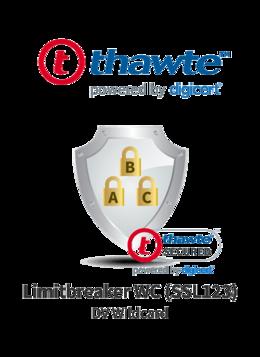 Thawte Limitbreaker Wildcard (SSL123)
