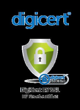 DigiCert EV SSL