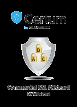 Certum Commercial SSL Wildcard
