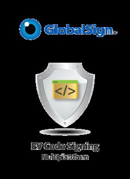 GlobalSign EV Code-Signing