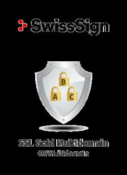 SwissSign SSL Gold Multidomain
