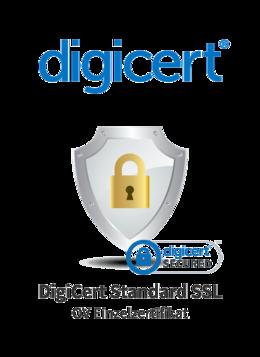 DigiCert Standard SSL