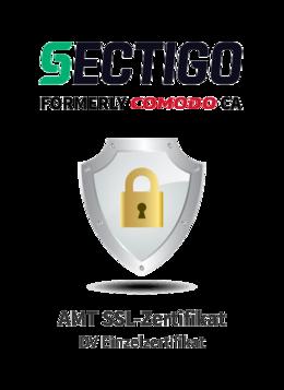 Sectigo AMT SSL-Zertifikat
